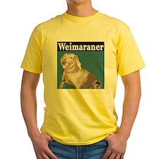 Cool Weimaraner T