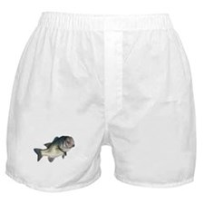 Bass Fisherman Boxer Shorts