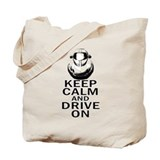 Lotus Keep Calm Tote Bag