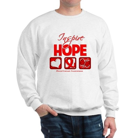 Blood Cancer Inspire Hope Sweatshirt