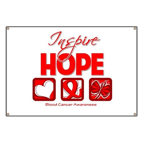 Blood Cancer Inspire Hope Banner