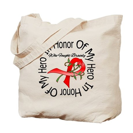 Blood Cancer In Honor Hero Tote Bag