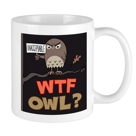WTFOWL Mugs