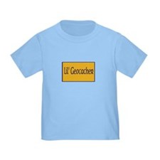 Lil' Geocacher T-shirt