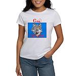 The Cherokee Wolf Women's T-Shirt