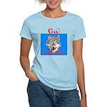The Cherokee Wolf Women's Light T-Shirt