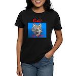 The Cherokee Wolf Women's Dark T-Shirt