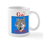 The Cherokee Wolf Mug