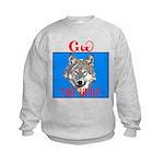 The Cherokee Wolf Kids Sweatshirt