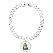 Wicked Witch Was Framed Charm Bracelet, One Charm