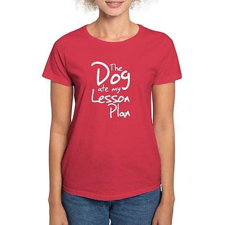 Funny teacher shirts humoring Women's Dark T-Shirt