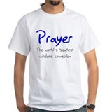Prayer The World's Greatest W Shirt