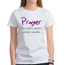Prayer The World's Greatest W Tee