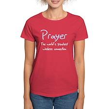 Prayer The World's Greatest W Tee