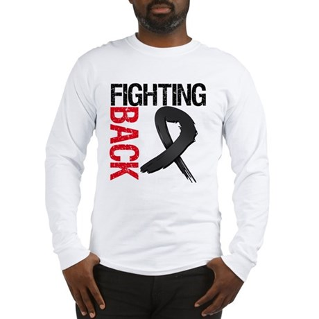 Fighting Back Melanoma Long Sleeve T-Shirt