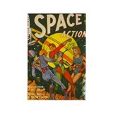 Comics animation Rectangle Magnet