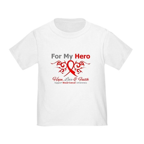 Blood Cancer Hero Toddler T-Shirt