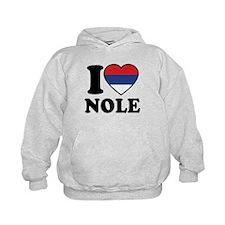 Nole Serbia Hoodie