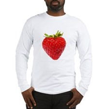 Unique Strawberry Long Sleeve T-Shirt