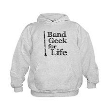 Clarinet Band Geek Hoodie
