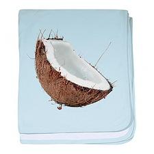 Coconut baby blanket