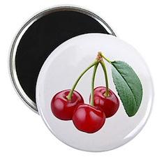 Cherries Cherry Magnet