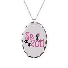 Senior 2011 Cat Necklace