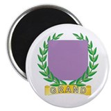 "Grand Service 2.25"" Magnet (10 pack)"