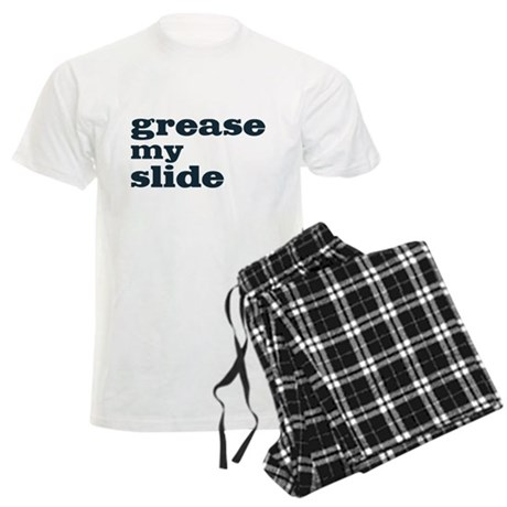 Grease My Slide Men's Light Pajamas