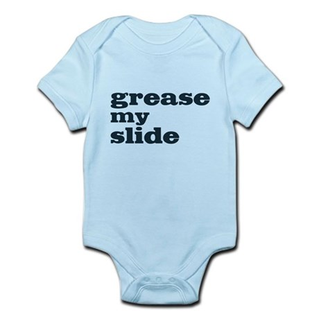 Grease My Slide Infant Bodysuit