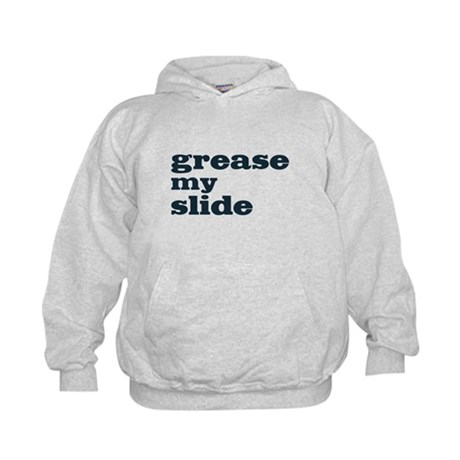 Grease My Slide Kids Hoodie