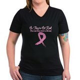 Not Real Breast Cancer Shirt