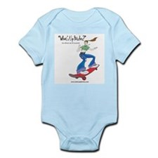 Baby Bitch Onesie (White)
