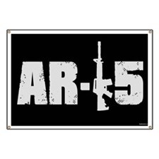 AR-15 Banner