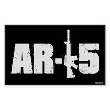 AR-15 Decal