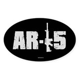AR-15 Decal