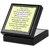 Nurse Gifts XX Keepsake Box