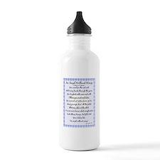 Nurse Gifts XX Water Bottle