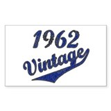 Cute 1962 Decal