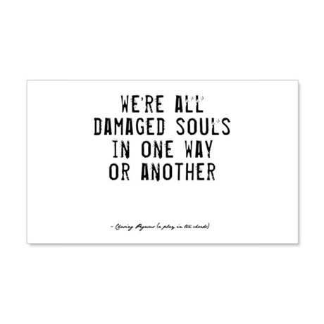 Souls Quote 22x14 Wall Peel