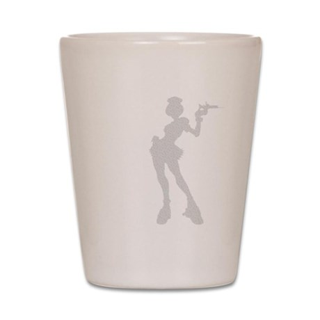 Sexy Nurse Shot Glass
