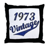 Cute 1973 Throw Pillow