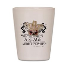 As You Like It II Shot Glass