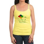 I love my brother with autism Jr. Spaghetti Tank