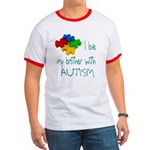 I love my brother with autism Ringer T