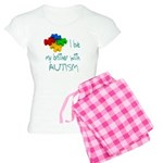 I love my brother with autism Women's Light Pajama