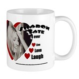 Sharon Tate Live Love Laugh Coffee Mug