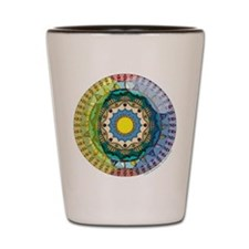 Summer Sunshine Shot Glass