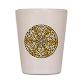Celestial Sun Shot Glass