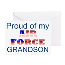 GrandSon Greeting Cards (Pk of 10)